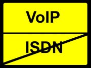 ISDN out VoIP in